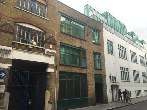 Ticino Bakery building in Bermondsey Street up for sale for £4.5m