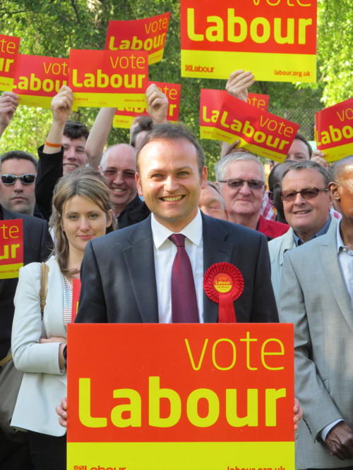 Interview: Neil Coyle, Labour candidate for Bermondsey & Old Southwark
