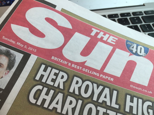 The Sun urges readers to vote for Simon Hughes