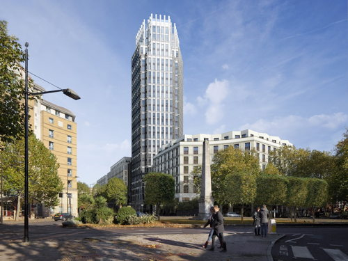Blackfriars Circus: new name for Barratt development