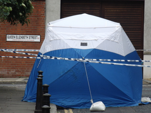 Two more arrests over Queen Elizabeth Street murder