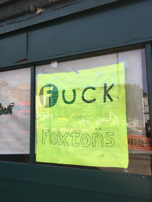 Anti-Foxtons squatters move in to Elephant & Castle pub