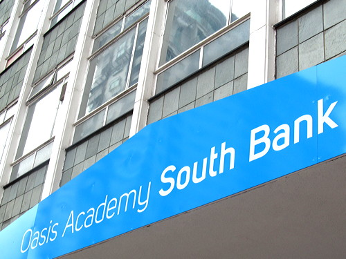 Glowing Ofsted report for Oasis Academy South Bank