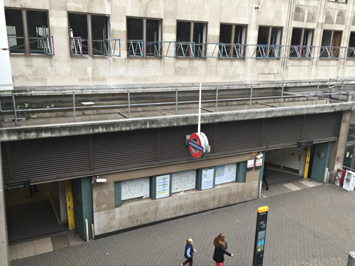 Waterloo Tube Station's York Road entrance to shut for 3 years