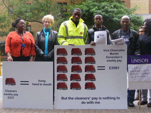 LSBU has change of heart and adopts Living Wage policy