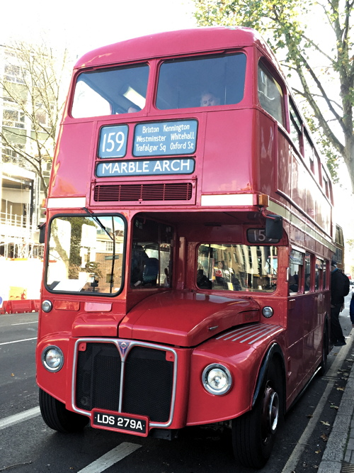Vintage buses return to route 159 for one day only