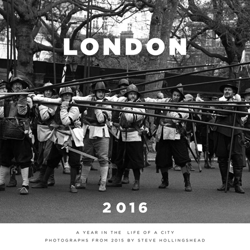 Local photographer launches 2016 London calendar