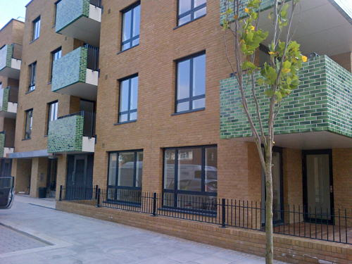 First tenants move in to new council homes on Willow Walk
