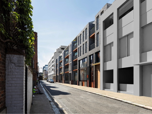 Taylor Wimpey gets green light for 47 homes in Rushworth Street