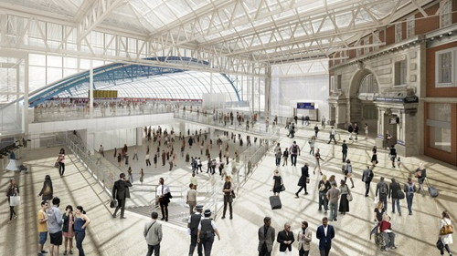 Timetable set for Waterloo Station capacity increases
