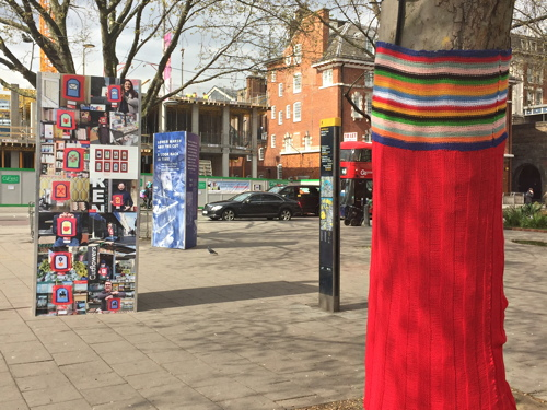 'We Knit Waterloo' show inspired by history of shopping streets