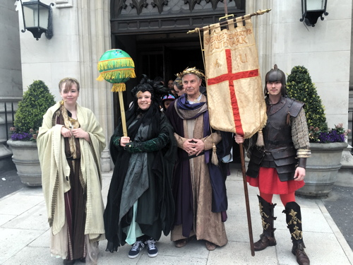 St George in Southwark Festival returns for 2016