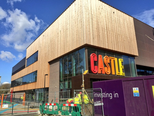 The Castle: Elephant's new leisure centre is open at last