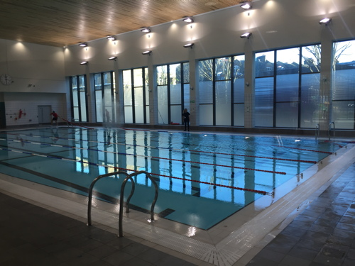 The Castle Elephant S New Leisure Centre Is Open At Last 30 April 2016