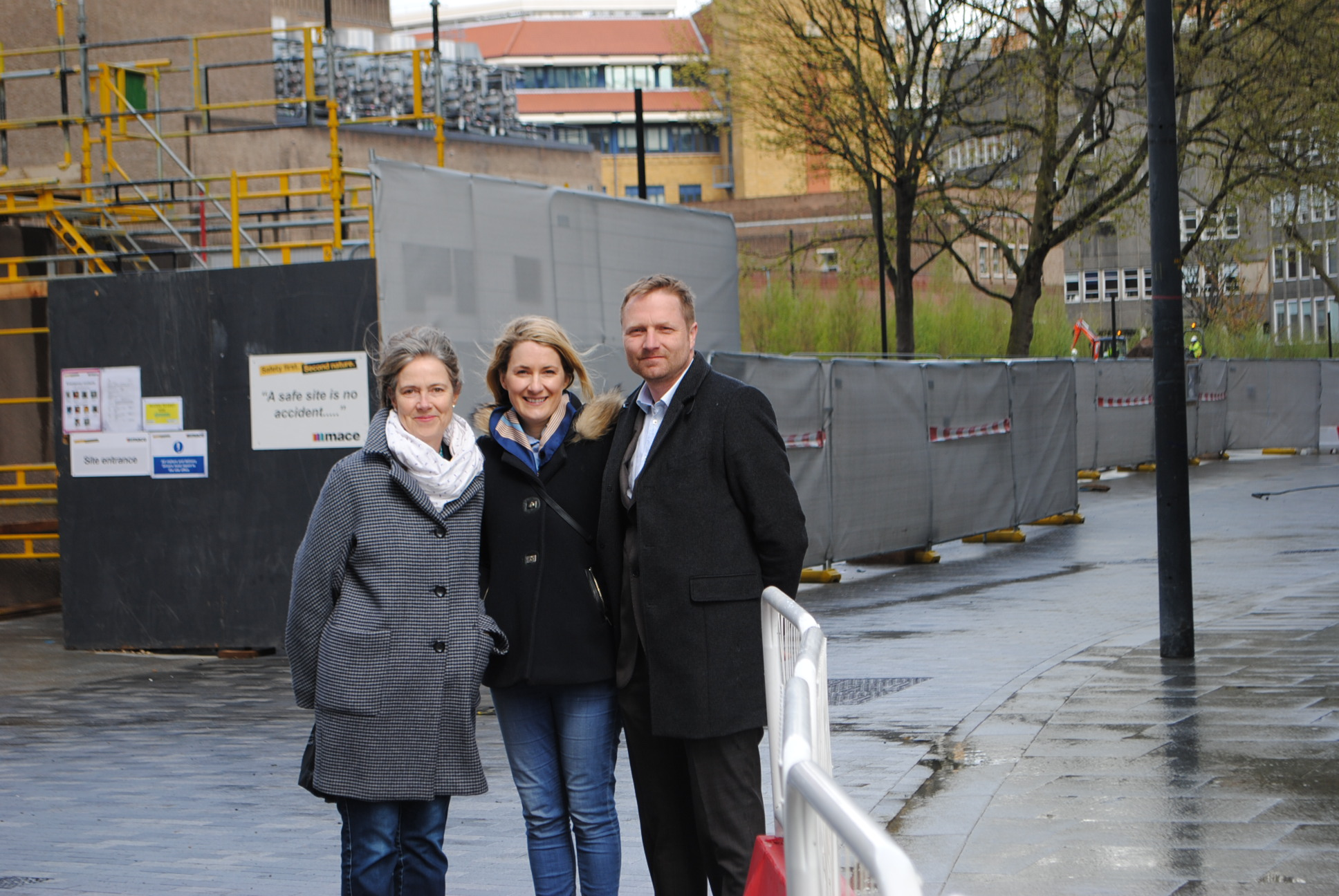 Sumner Street: council unveils car-free gateway to Tate Modern