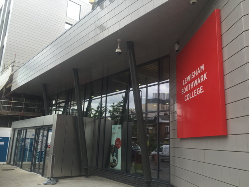 Ofsted finds improvement at Lewisham Southwark College
