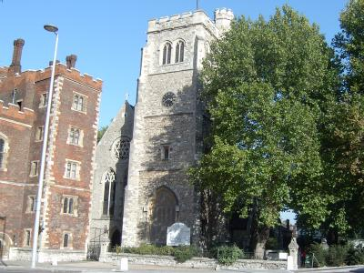 Garden Museum plans to open Lambeth church tower to public