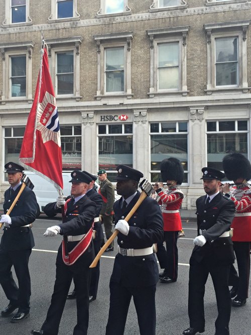 Fire Brigade celebrates 150 years with parade through Southwark
