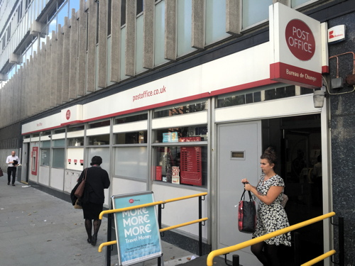 Blackfriars Road Post Office under threat
