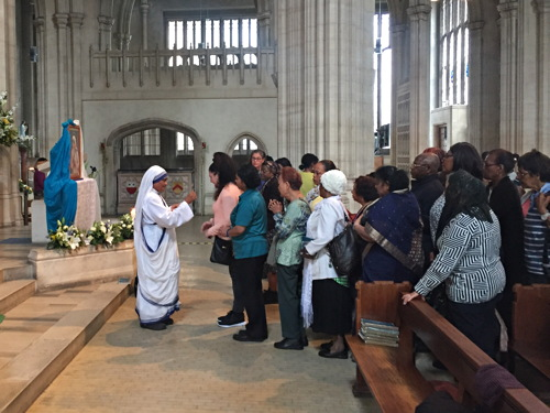 Mother Teresa's Southwark missionaries celebrate her canonisation