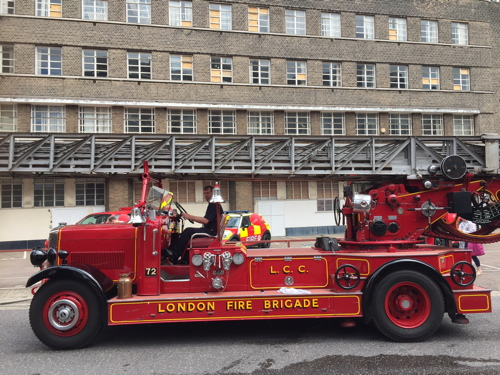 London Fire Brigade Museum: pop-up museum plans approved