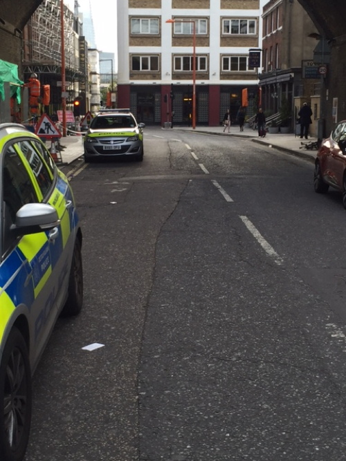 Two injured in Union Street fight