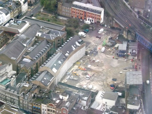 TfL seeks developer for Southwark Street homes, shops & offices