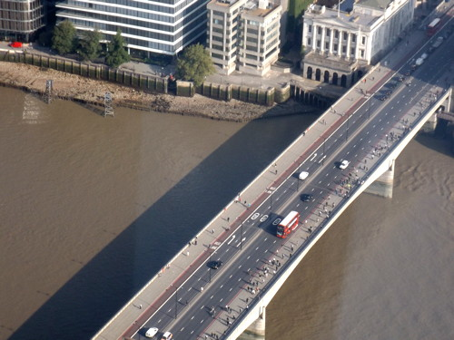 Could tolls be levied on Thames bridges from SE1 to Square Mile?