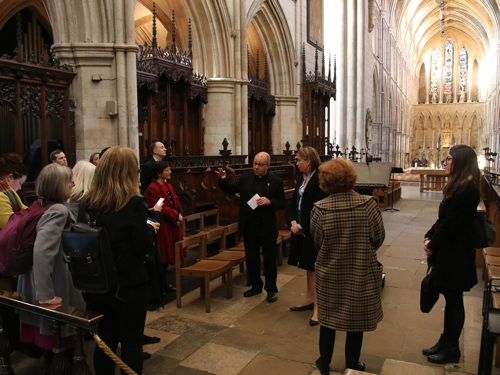 Southwark Cathedral to receive £500k funding for roof repairs