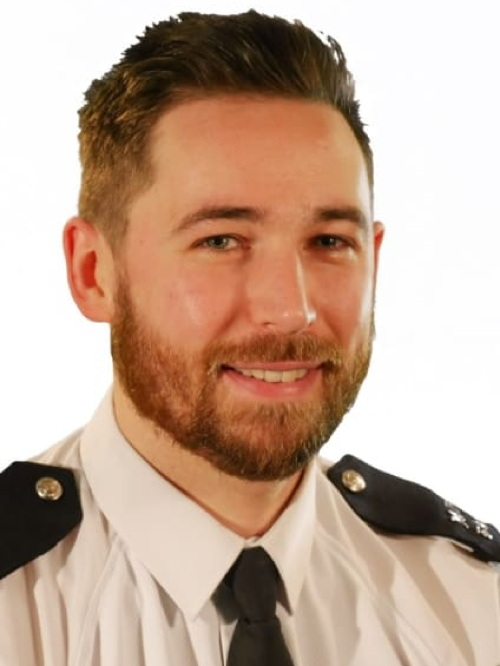 PC Pierce Madden