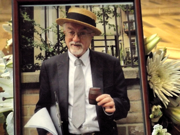 Stephen Humphrey: tributes to Southwark historian at cathedral funeral