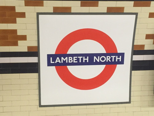 Lambeth North tube station reopens after lift replacement works