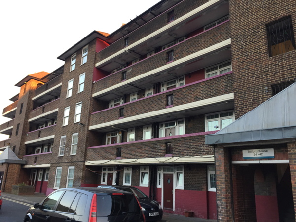 Southwark planners veto Airbnb flat on Rockingham Estate
