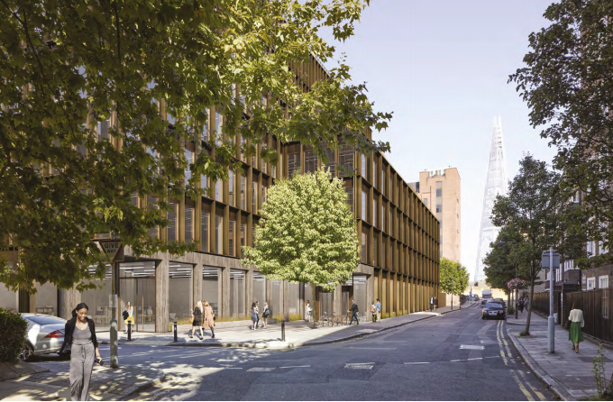 1,000 new jobs on Bankside as 10-storey office scheme is approved
