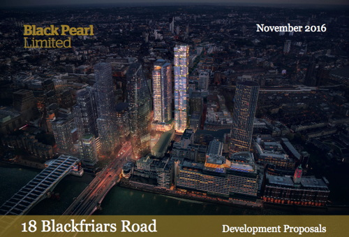 Historic England's warning over Blackfriars Road skyscraper plans