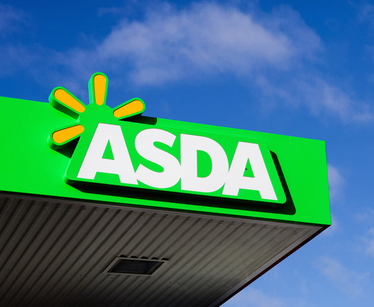 Asda opens petrol station at Old Kent Road store