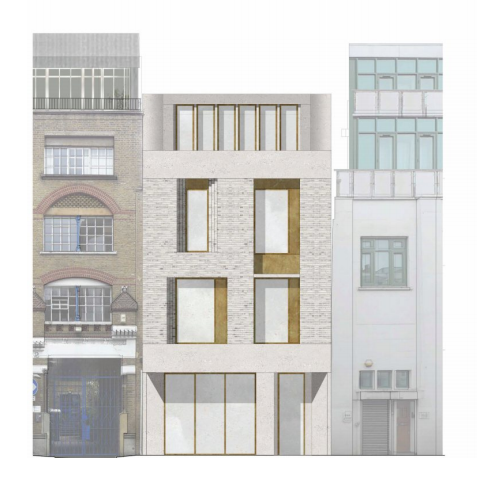 Bermondsey Street's old Ticino Bakery: 7-room hotel approved