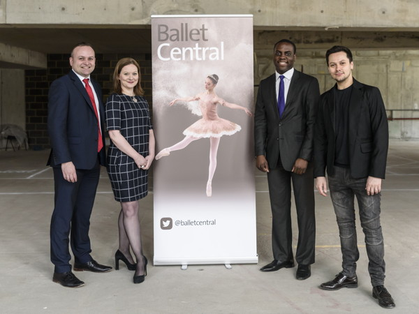 Central School of Ballet's final push to complete SE1 premises