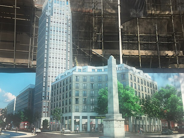 Tesco Express to open in Blackfriars Circus development
