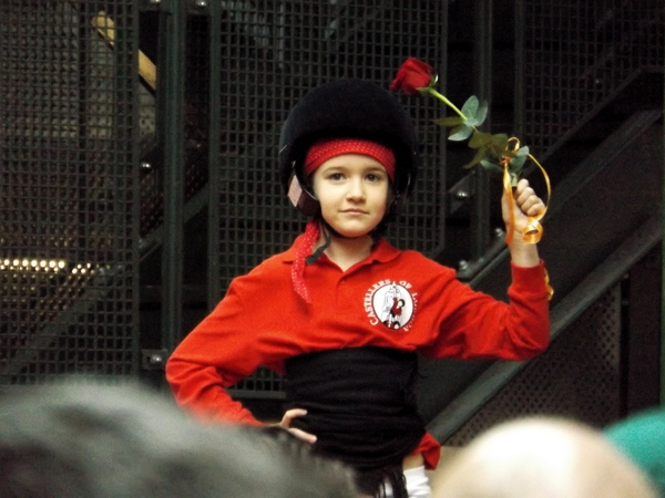 Anglo-Catalan St George's Day celebrations at Borough Market