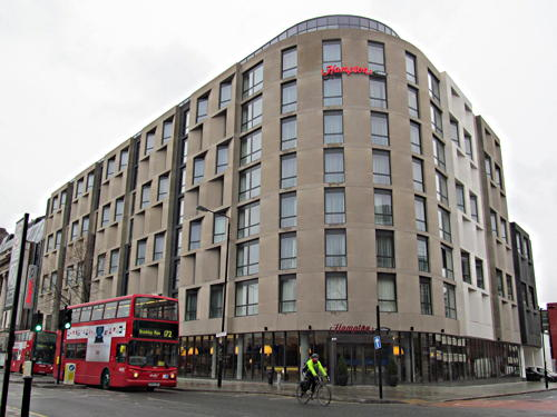 Waterloo's Hampton by Hilton hotel plans 40-room extension