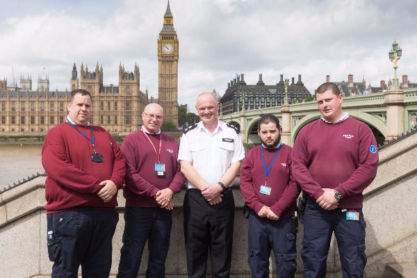 Westminster Bridge attack: South Bank Patrol praised for response