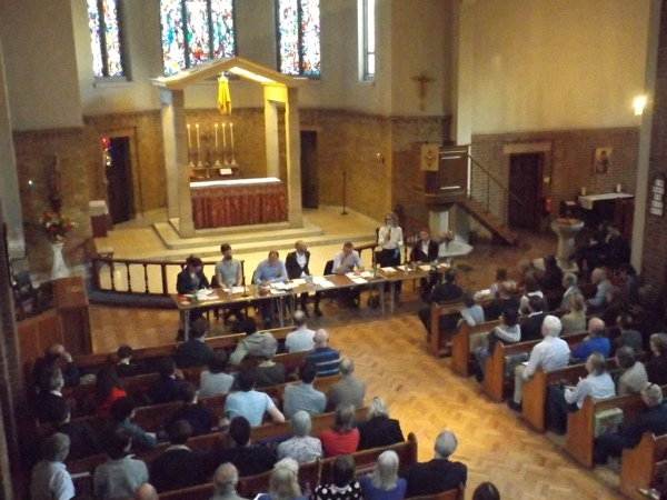 Audio: Bermondsey & Old Southwark general election hustings #2