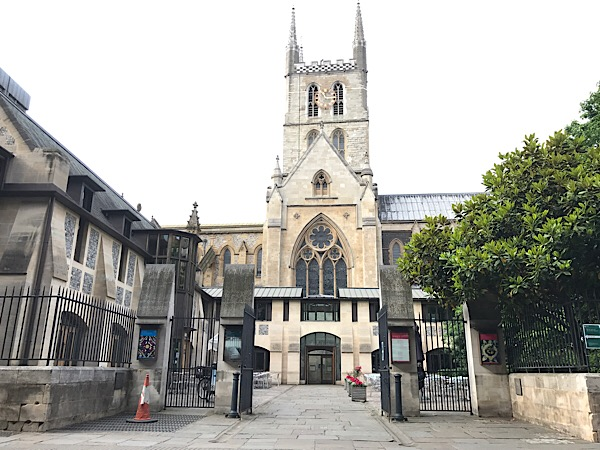 Southwark Cathedral reopens after seven-day closure