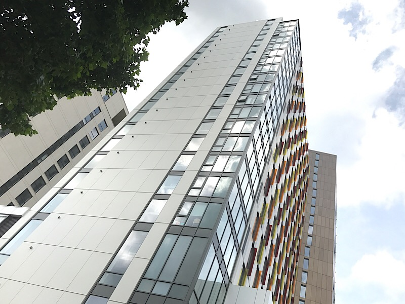 Elephant & Castle aluminium cladding: 'no room for complacency'