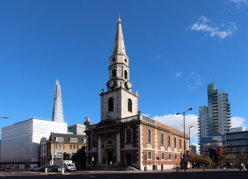 St George the Martyr gets £12k for restoration and social action