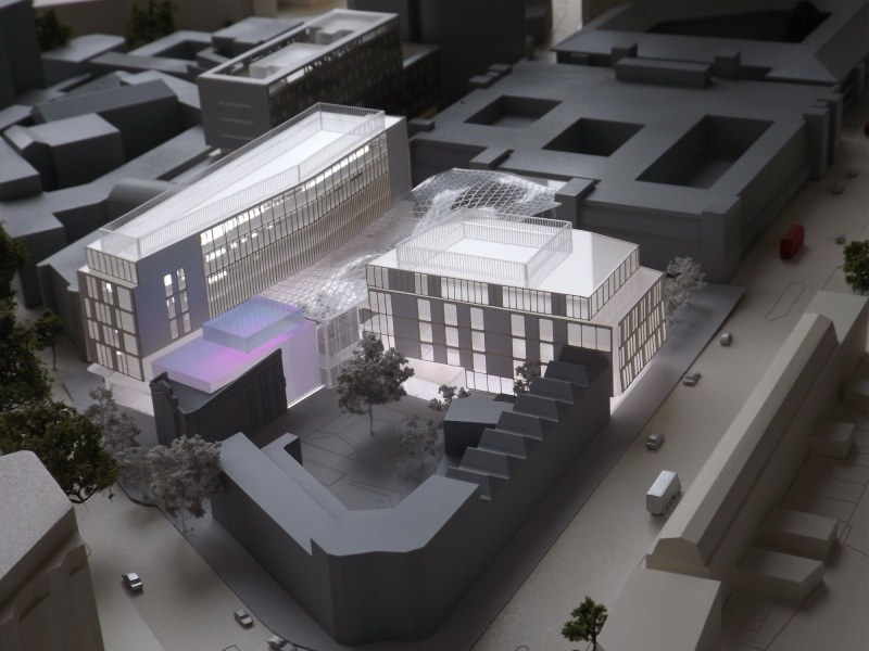 LSBU St George's Quarter proposals revealed
