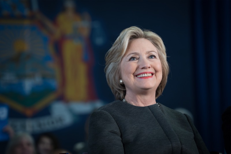 Hillary Clinton to visit South Bank