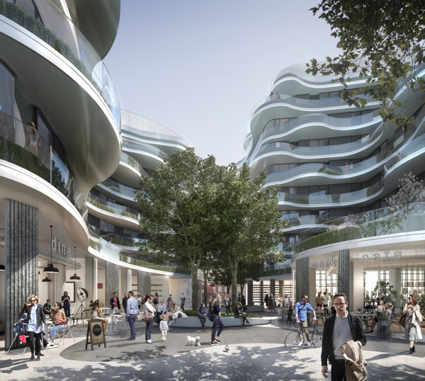 32-storey block mooted for Tower Bridge Road's £60m site