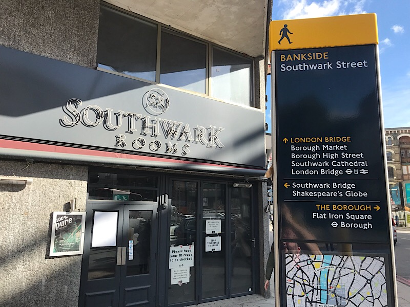 'Assault and disorder' at Southwark Rooms: licence review sought